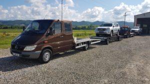 Inchirieri Remorci Auto 750kg Cluj-Napoca